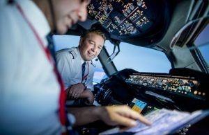 From the air: Lot Polish Airlines, Finnair, Air Transat, Transavia, Swiss, easyJet, Azul, Vueling, etc.