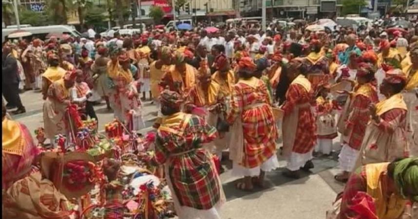 The Fête des cuisinières an asset for Guadeloupean tourism