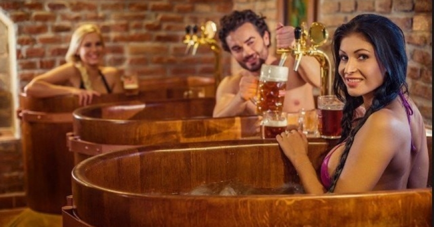 In Bohemia, immersed in the secrets of beer