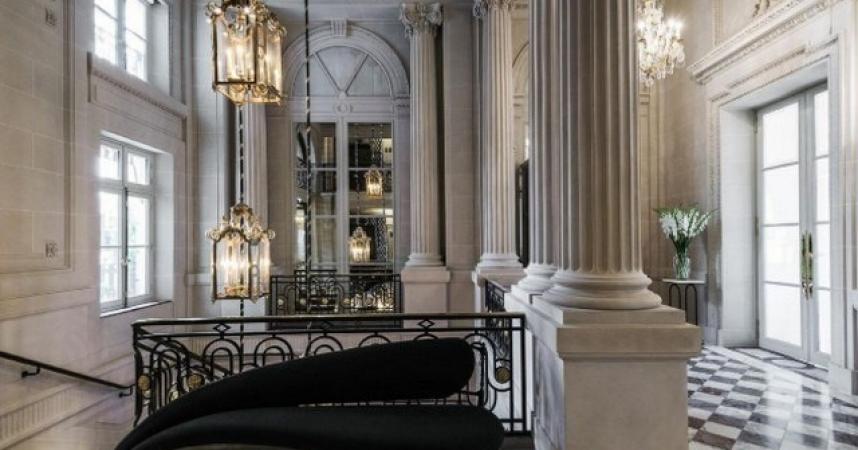 Hôtel de Crillon receives the Palace award