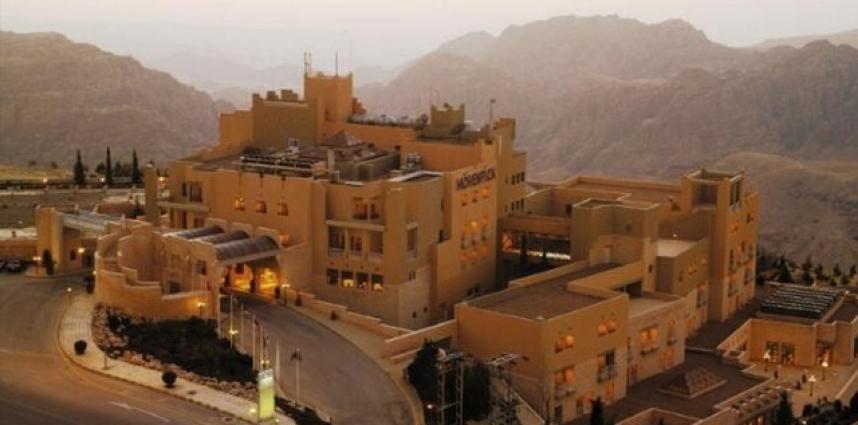 Mövenpick Nabatean Castle Hotel reopens in Petra