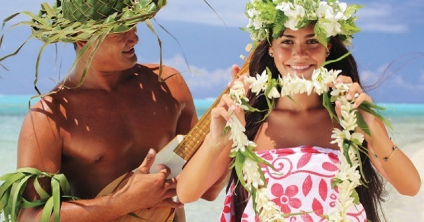 Tahiti the journey of a lifetime