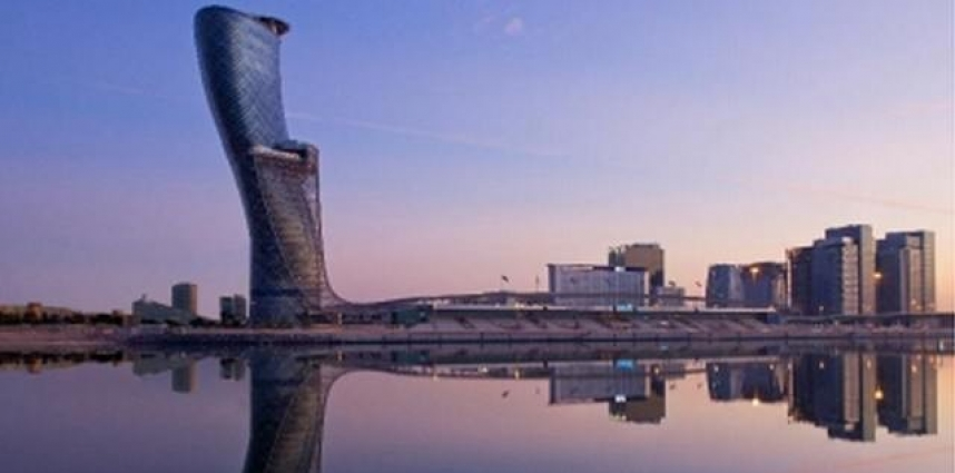 Hotel Andaz Capital Gate Abu Dhabi opens in the Middle East