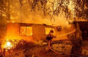 Deadly fires in Southern California