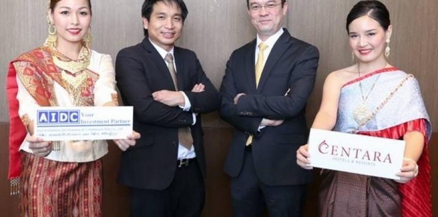 Centara Hotels & Resorts signs 3 new hotels in Laos