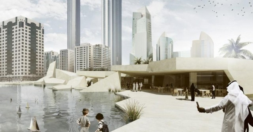 Opening of the new Al Hosn cultural site in Abu Dhabi on December 7