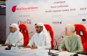 Qatar will host the World Corporate Games in 2019