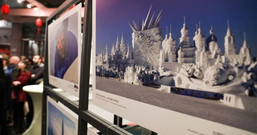 Harbin, located in northeast China, wants more European tourists