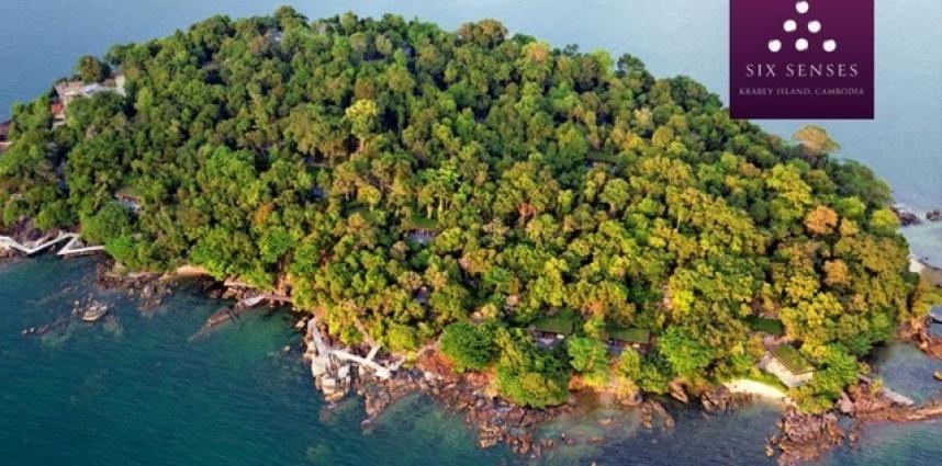 Six Senses Krabey Island in Cambodia Premieres in December
