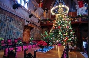 North Carolina : Christmas at the Biltmore Estate