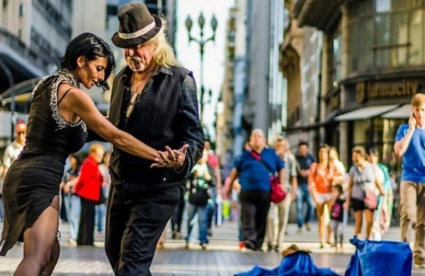 Buenos Aires in the tempo of its tourism growth