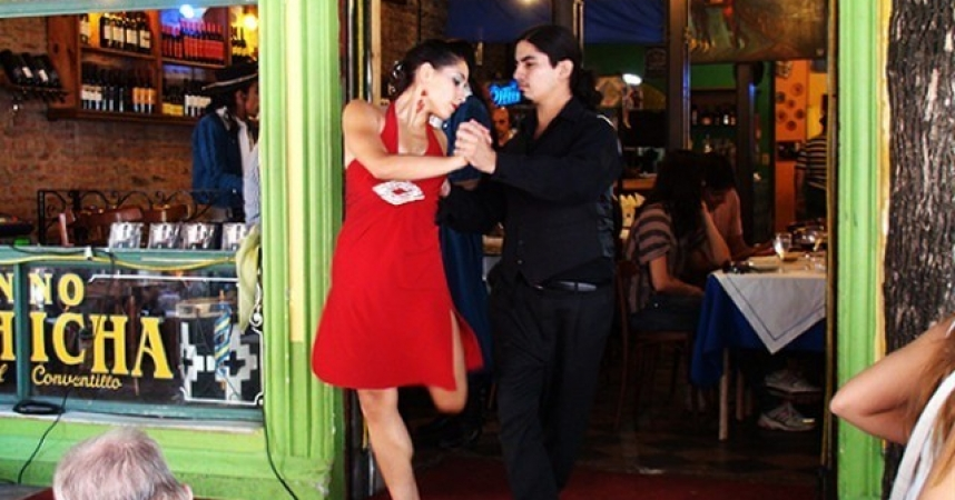 The good taste of tourism in Buenos Aires