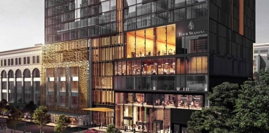 The Four Seasons Hotel Montreal is open