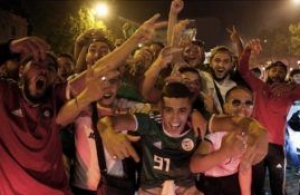 Algeria, behind the victory